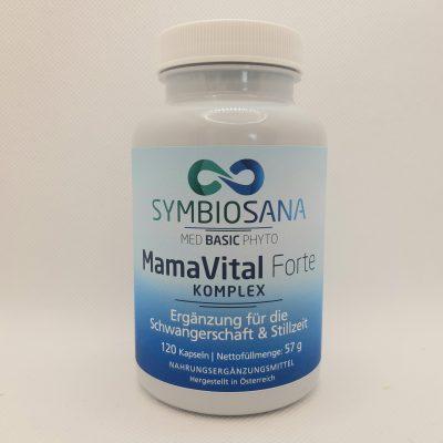 Nahrungsergänzung mit allen wichtigen Vitaminen, Spurenelementen und Aminosäuren, die in der Schwangerschaft und Stillzeit benötigt werden.