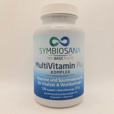 Nahrungsergänzung mit allen wichtigen Vitaminen, Spurenelementen und Aminosäuren.